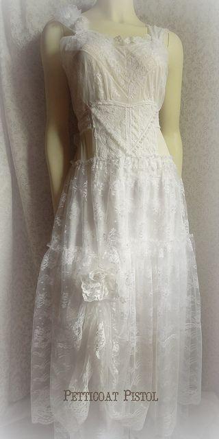 17 best images about vintage inspired wedding dresses by for Vintage wedding dresses austin