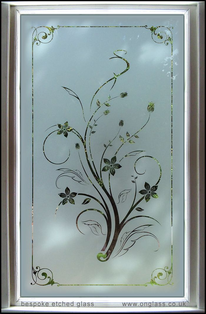 22 Best Etched Glass Replication Images On Pinterest