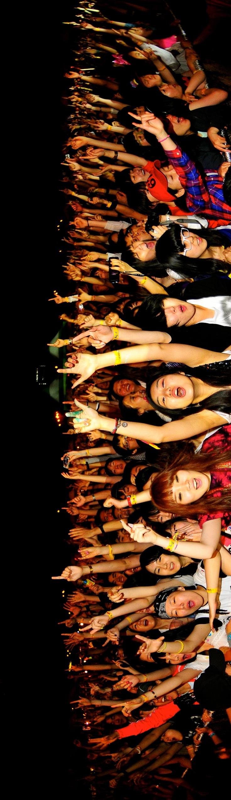 crazy night @World DJ Festival #EDM http://www.soundcloud.com/viralanimal