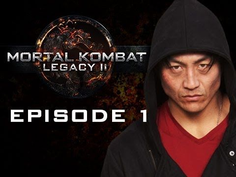 Mortal Kombat: Legacy II - Episode 1 - I've been waiting forever to see this! Finally... #GETOVERHERE