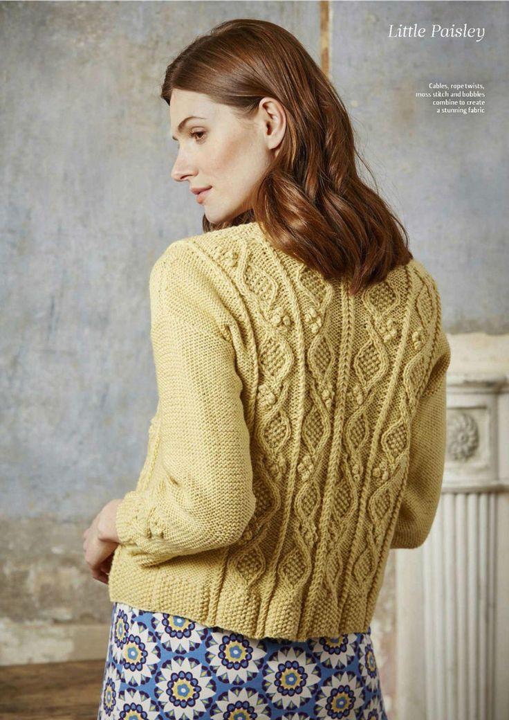 The Knitter №95 2016 - 轻描淡写 - 轻描淡写