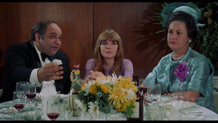 Richard Castellano Diane Keaton And Bea Arthur In Lovers And