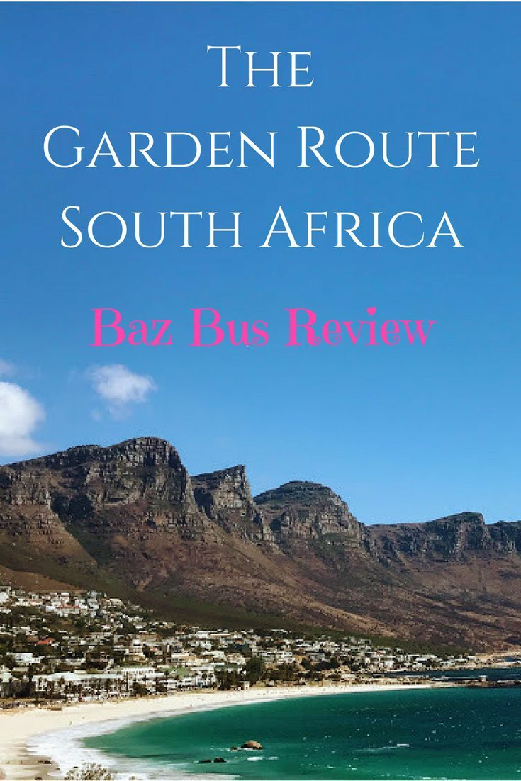 Should You Take The Baz Bus In South Africa A Baz Bus Review