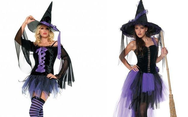 Disfraz de bruja casero: Ideas para Halloween