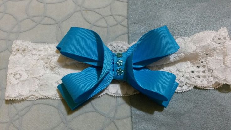 Blu headband