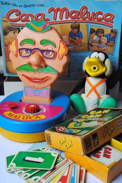 Brinquedos Grow anos-80