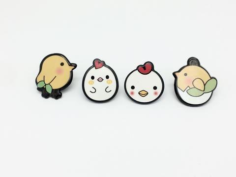 Heart Design Cute Pins #13