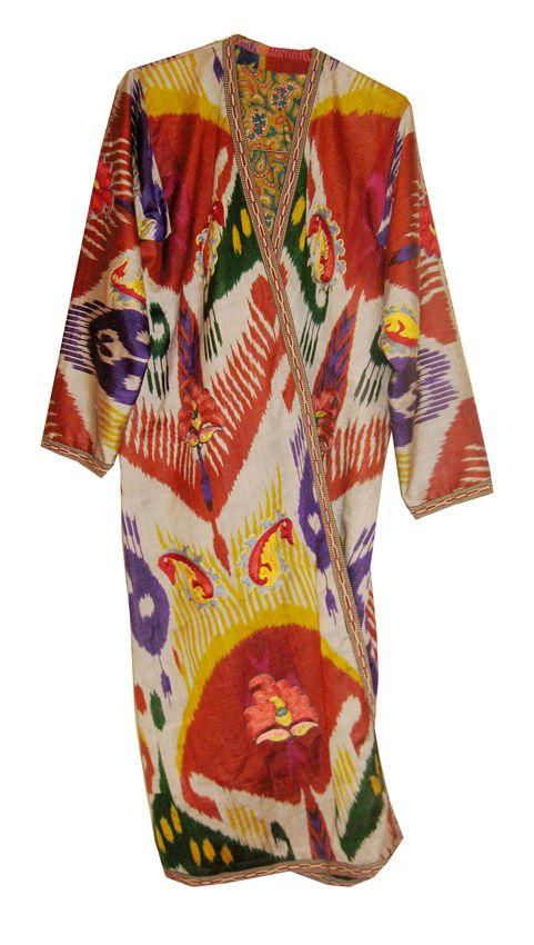 .maybe a remake of my kimono.  Similar fabric