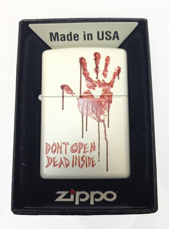 Hey, I found this really awesome Etsy listing at https://www.etsy.com/listing/174728848/zippo-custom-colored-lighter-bloody