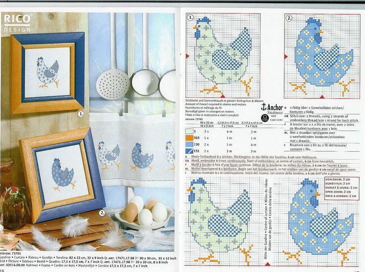 stitch : Схема вышивки