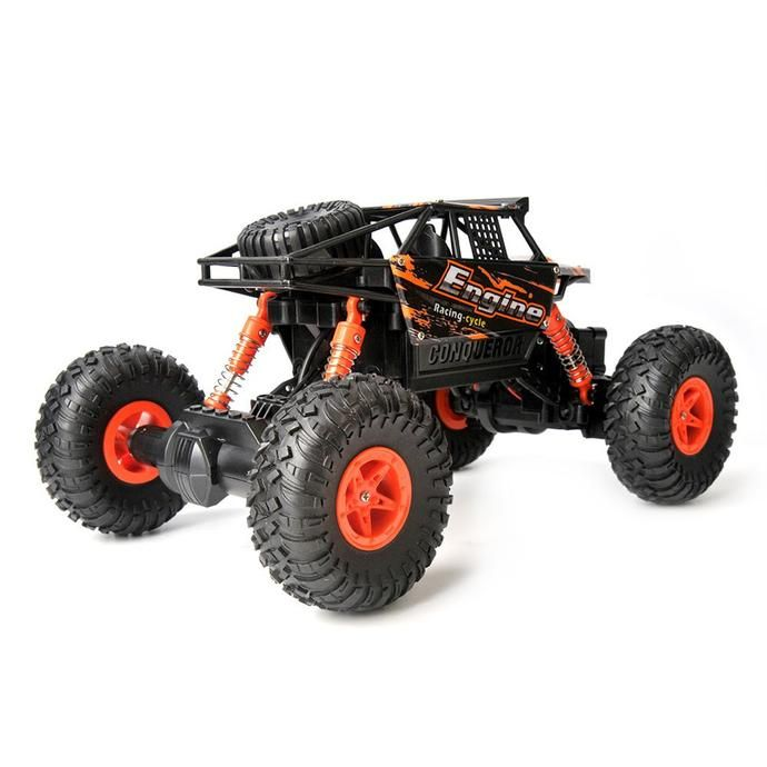 18428-B 4WD 1/18 Scale 2.4G Hobby toys Rc rock car Electric Drive Climbing Rc vehicle Monster Truck RC toys