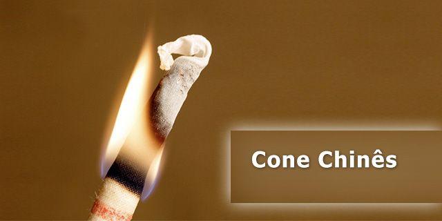 Cone Chinês - Limpeza de Ouvido - São José SC - (48) 3094-5746: Cone Chinês ou Indiano - Uma técnica milenar da me...