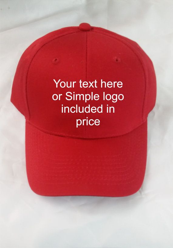 Custom embroidered hats monogrammed hats by ChoiceAwardsnApparel