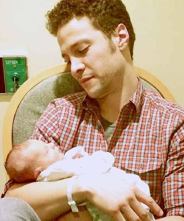 Justin Guarini: 'American Idol' Alum Welcomes SecondSon