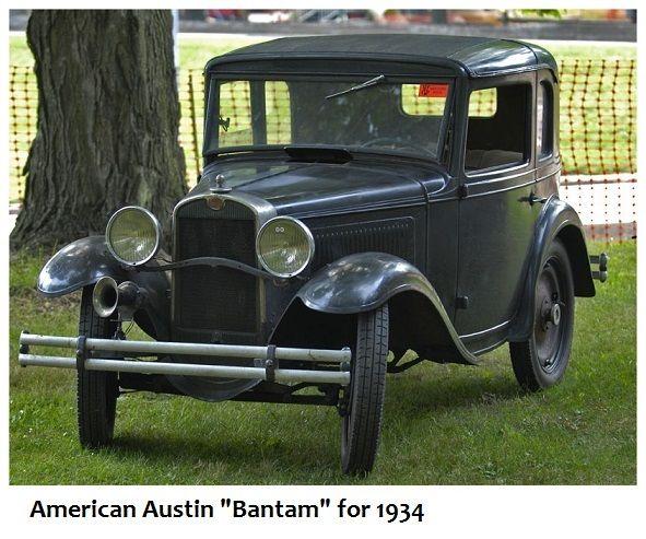 45 Best American Bantam & Crosley Cars Images On Pinterest