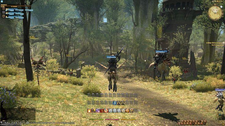 final fantasy xiv a realm reborn : High Definition Background 1920x1080