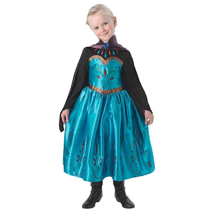 Frozen jurk Elsa coronation kind