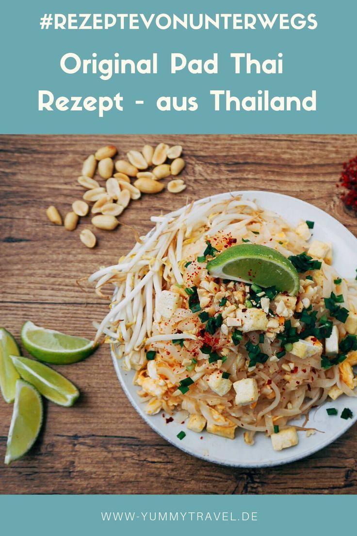 Original Pad Thai Rezept – thailändischer Klassiker