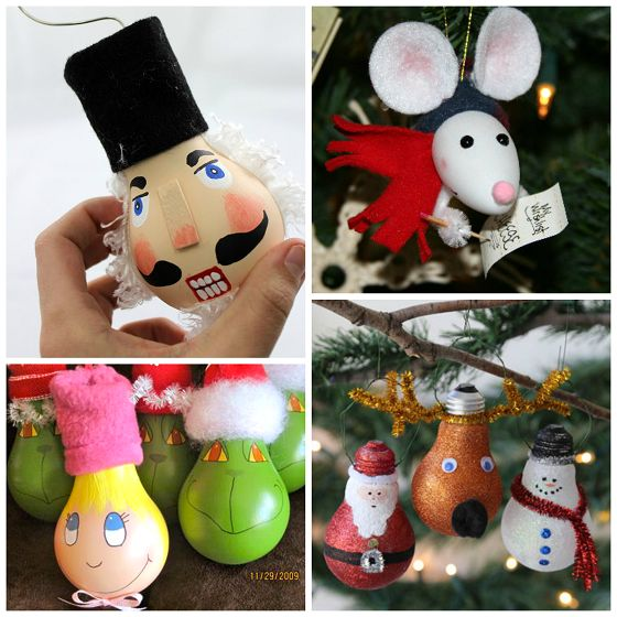 cute-christmas-light-bulb-ornaments.png (560×560)