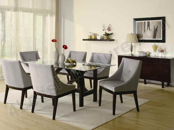... Modern Dining Room Set Best 25 Glass Dining Room Sets Ideas On Dining  Room ...