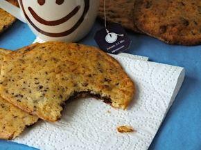 Weiche Schoko-Cookies (Glutenfrei)
