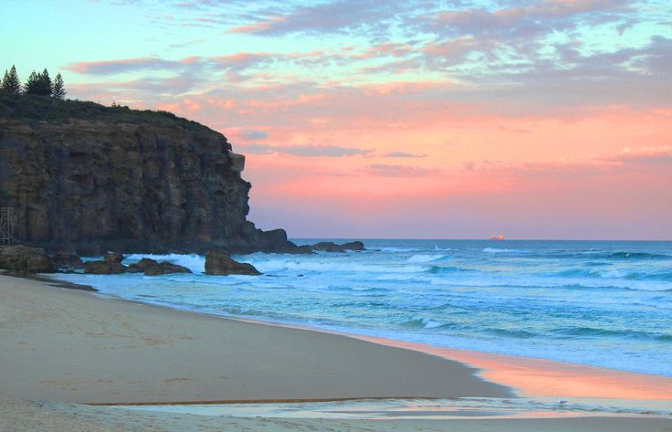 Redhead beach, Newcastle, NSW