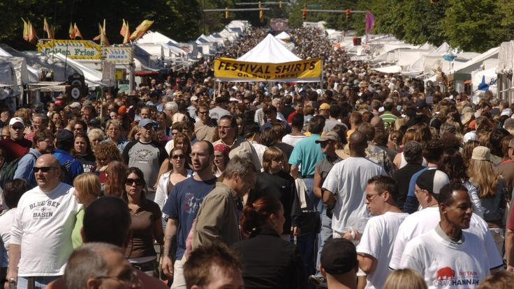 100 Things Every WNYer Should Do At Least Once: Attend the Allentown Art Festival