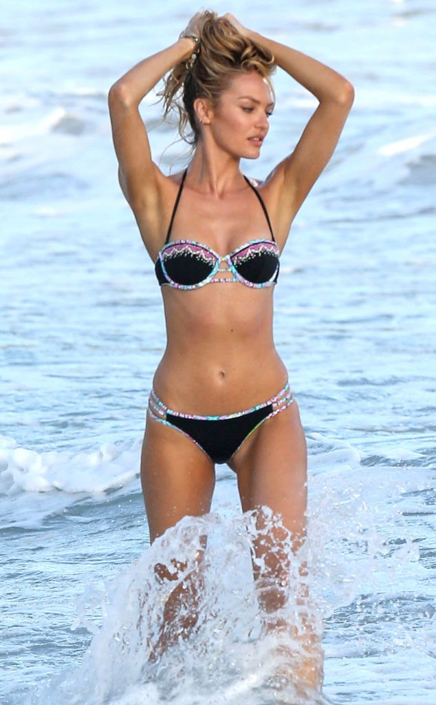 Best 25 elizabeth banks bikini ideas on pinterest sasha - Can i swim in a pool while pregnant ...