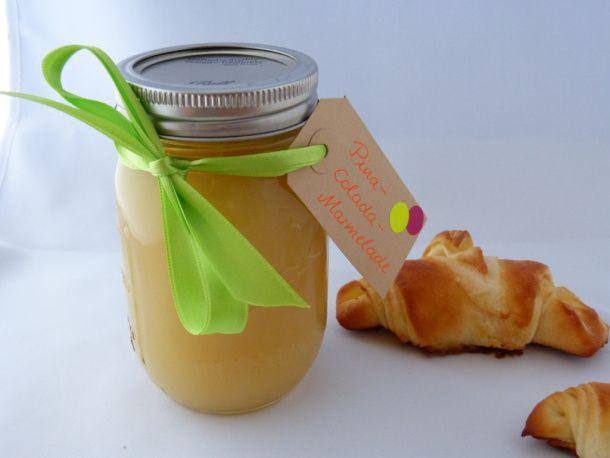 Pina Colada Marmelade