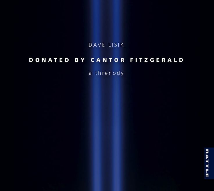 Donated By Cantor Fitzgerald