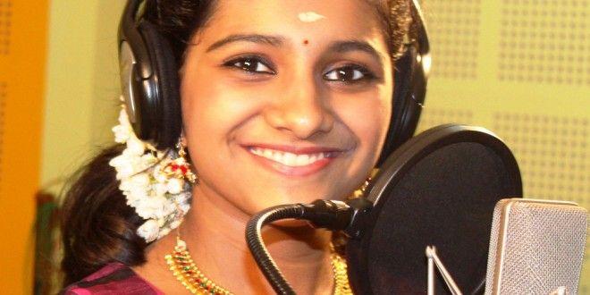 Haritha a new singer has born