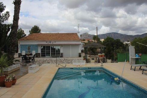 RicaMar Homes Real Estate Costa Blanca | Spacious Detached Villa in Albatera