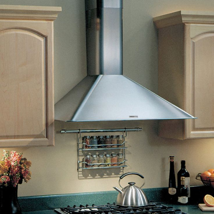 Broan 30W in. Wall Mounted Range Hood with Blower - RME5030SS