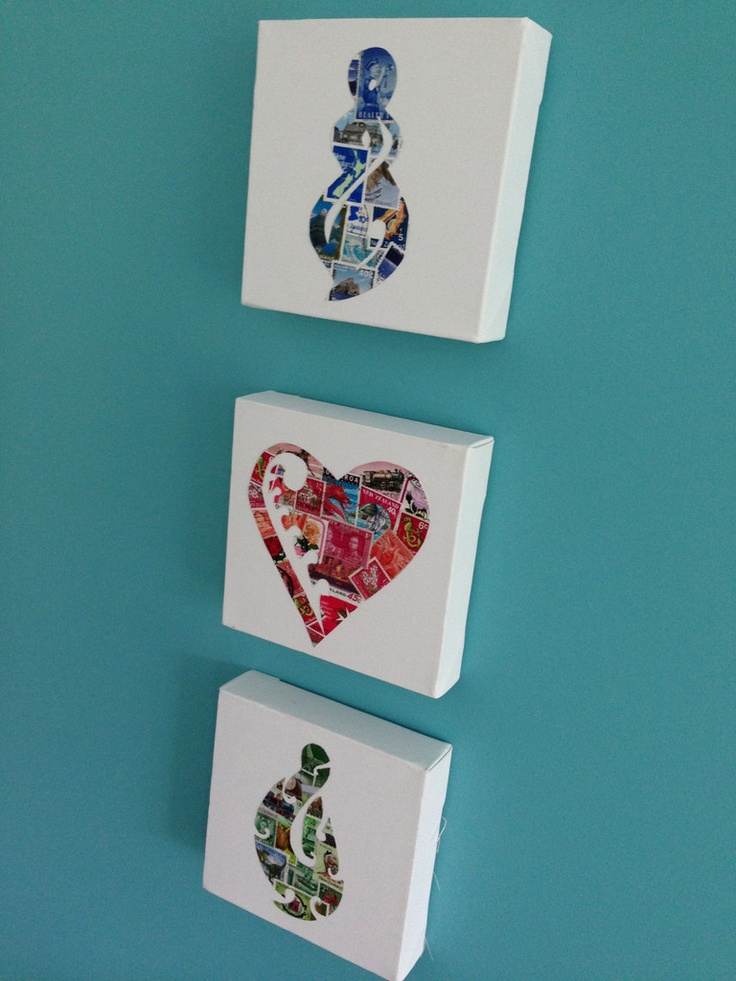 Kiwiana Set of Three