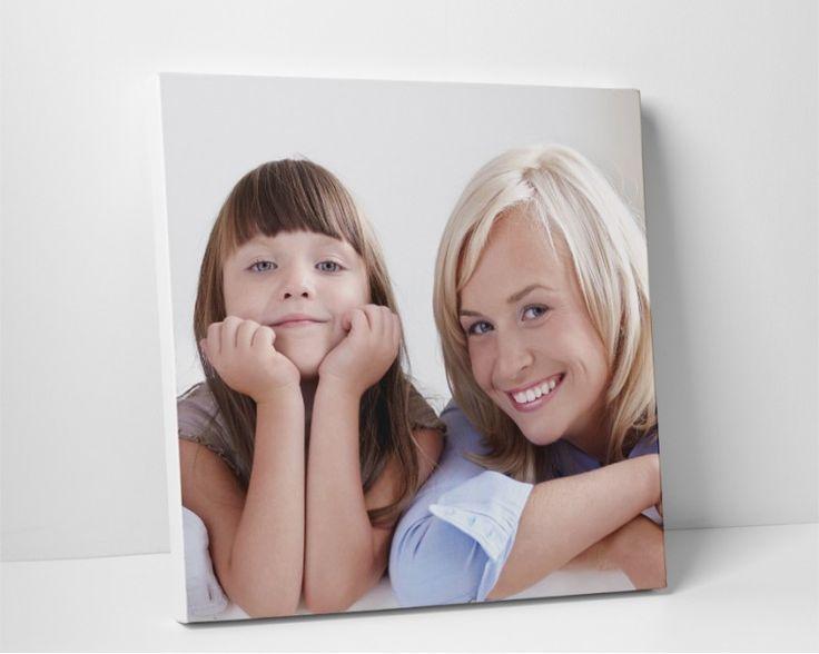 Vlastné foto na plátno 30 X 30 CM - 12.90€