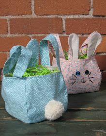 going starfishing: bunny baskets