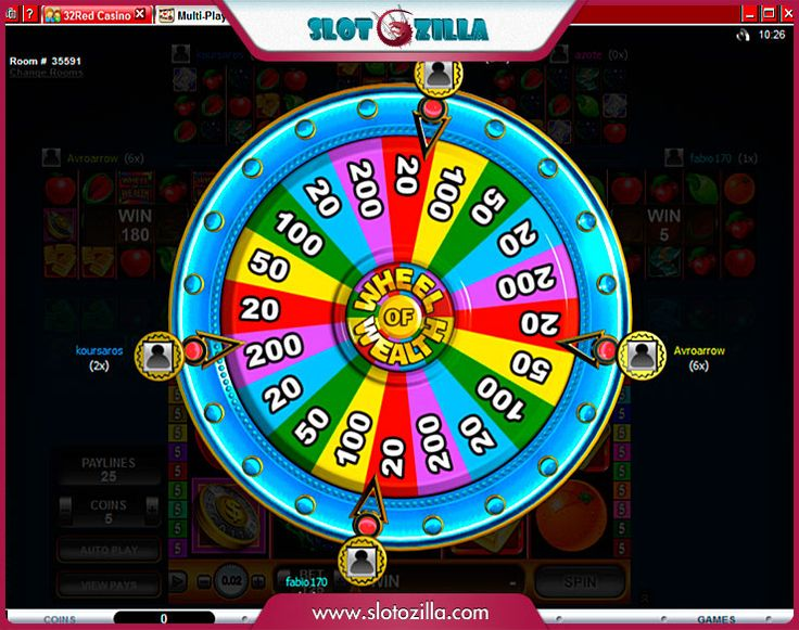 Wheel of Wealth free #slot_machine #game presented by www.Slotozilla.com - World's biggest source of #free_slots where you can play slots for fun, free of charge, instantly online (no download or registration required) . So, spin some reels at Slotozilla! Wheel of Wealth slots direct link: http://www.slotozilla.com/free-slots/wheel-wealth-2