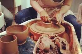 Pottery Wheel Throwing Weekend - Pottery Classes New York | CourseHorse