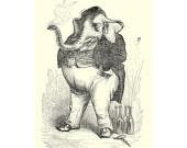 Smoking Elephant Grandville ElephantElephant Grandville, Smoke Elephant, Grandville Elephant