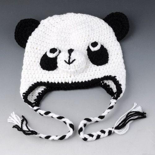 Kinder Baby Strickmütze Beanie Häkelmütze Mütze Wintermütze Ohrenschützer TOP | eBay