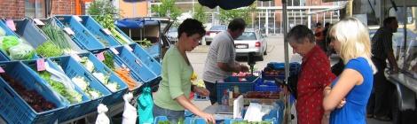 Boerenmarkt Trefil Arbed