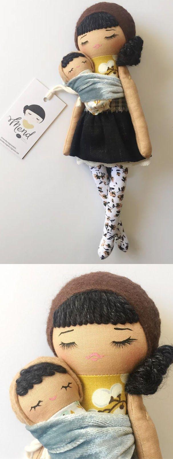 Mend by Ruby Grace dolls