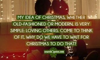 Contemporary Christmas Quotes About Family. QuotesGram