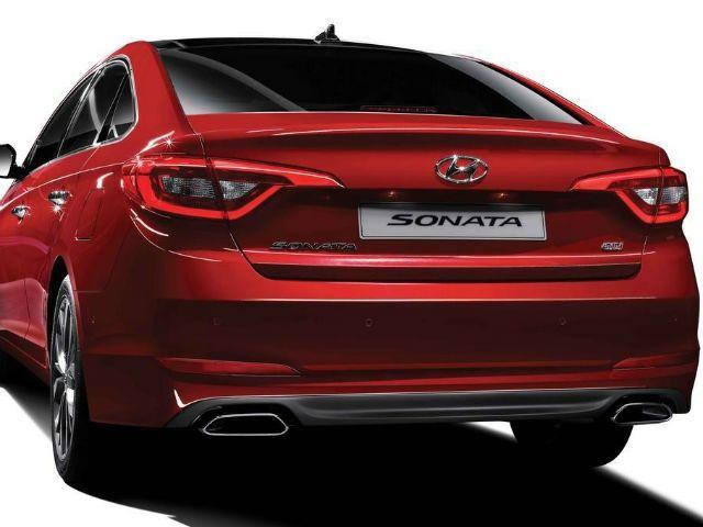 2015 hyundai sonata hybrid limited manual