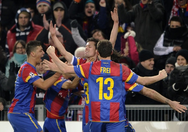 Basel continue to surprise everyone. They won against Bayern Munich.