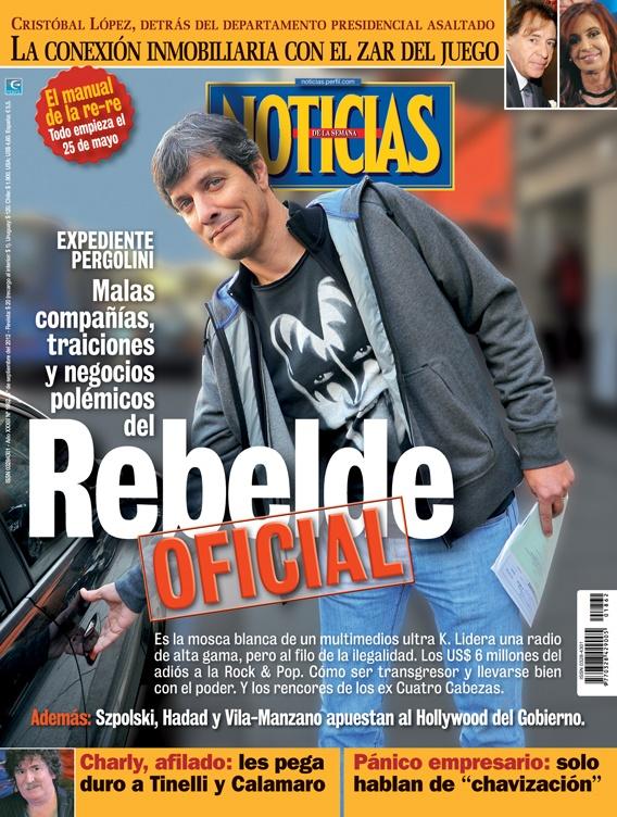 Tapa Revista Noticias de esta semana | Revista noticias ...
