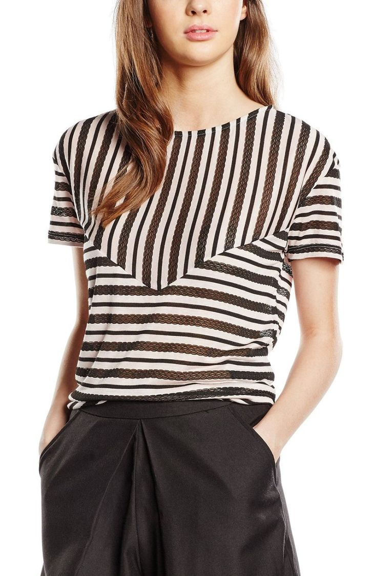 Vero Moda  Striped Top