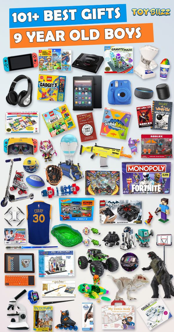 Christmas Gifts For 9 Year Old Boy 2020 Best Toys and Gifts for 9 Year Old Boys 2020 | 9 year old
