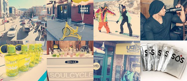A highlight reel of the healthier moments from this year's festival in Park City, Utah.