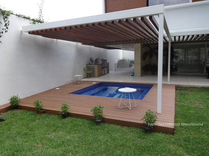 UltraShield Composite Floor Mexico 2014, please visit www.newtechwood.com for more information.